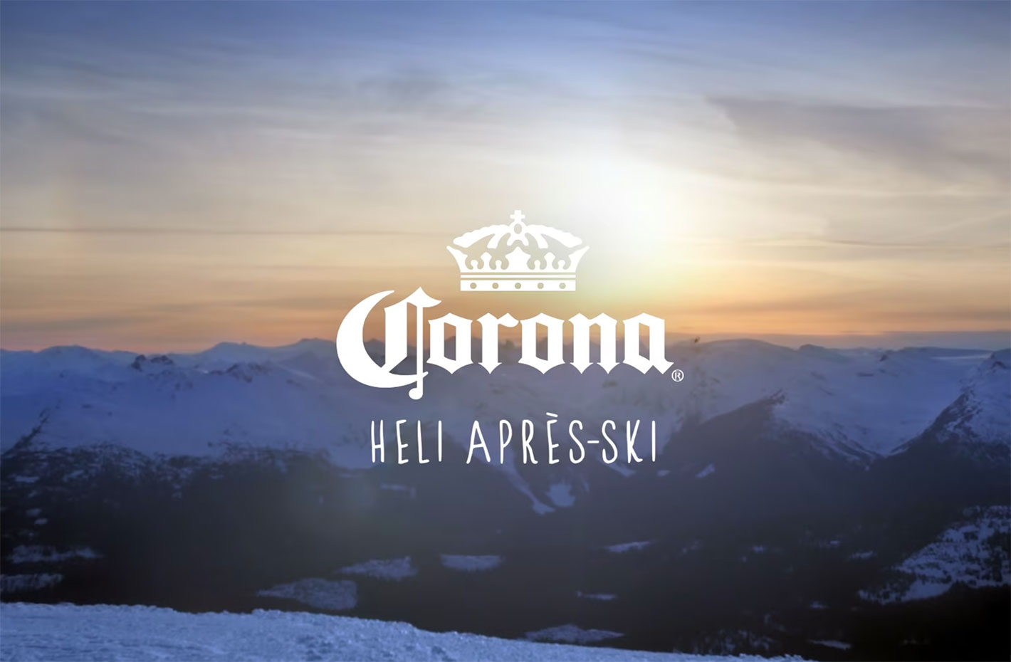 Apres Heli Ski